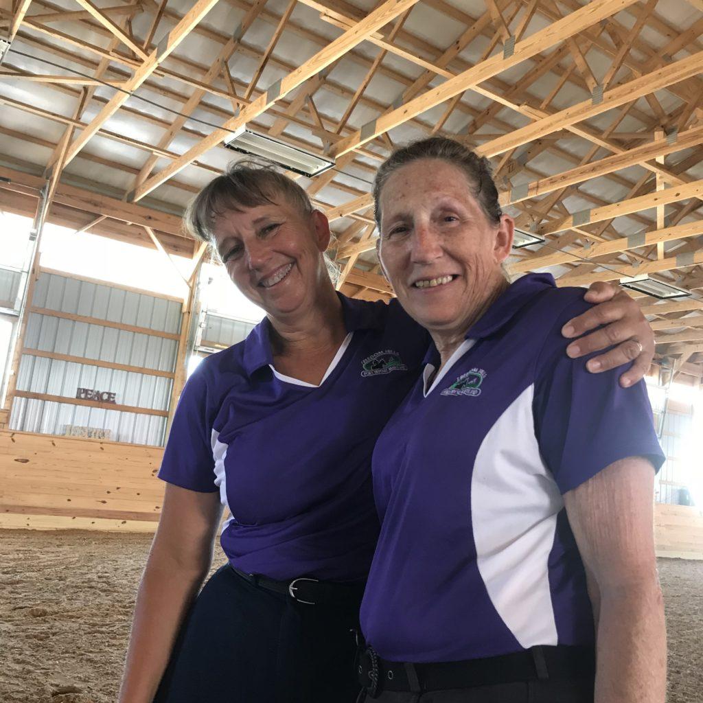 USEF Para-Equestrian Dressage Coach Pilot Program